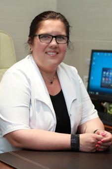 Krystyna Skamla MD, PhD