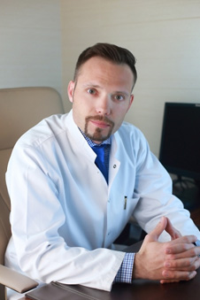 Marcin Mika, MD, PhD